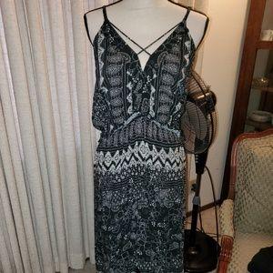 Xhilaration maxi dress sz 2X